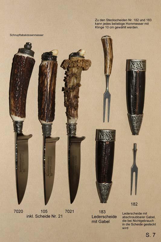 Trachtenmesser