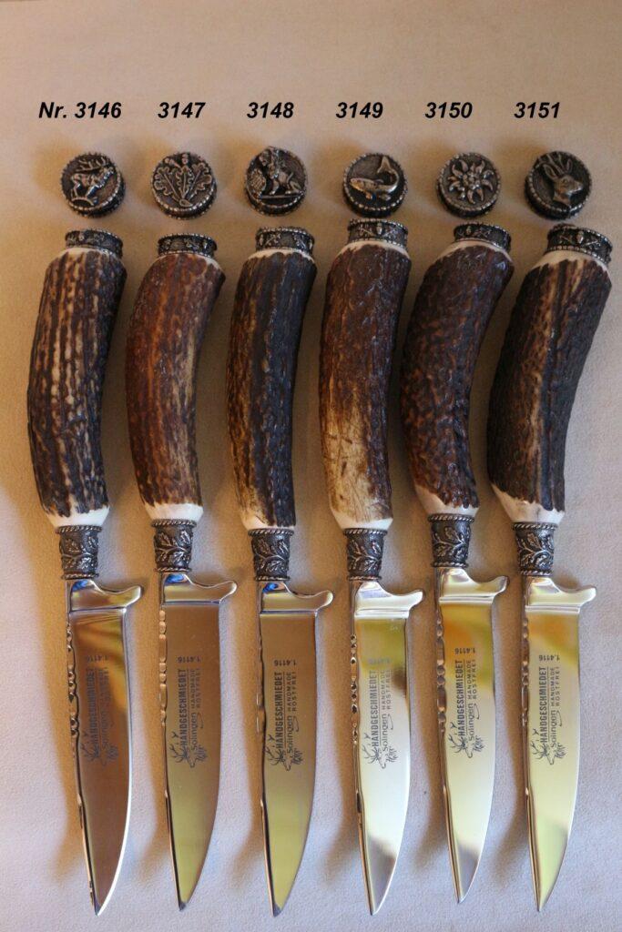 Trachtenmesser / Lederhosenmesser